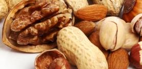 Как правильно жарить орехи?