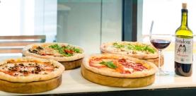 Pizzanon-stop в Остерии Бьянка