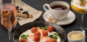 Поздние завтраки в ресторане «Грют»